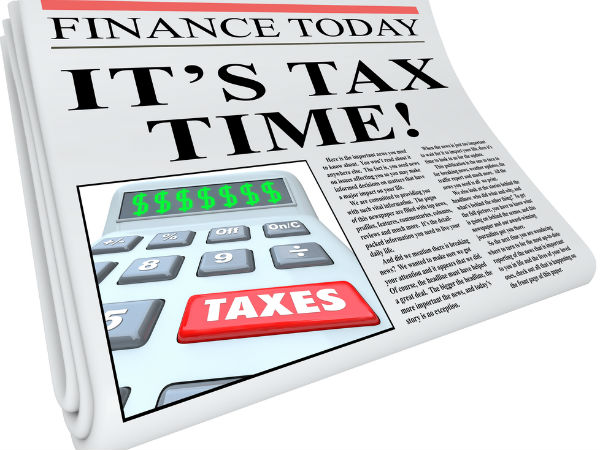 Income Tax Rates For This Financial Year