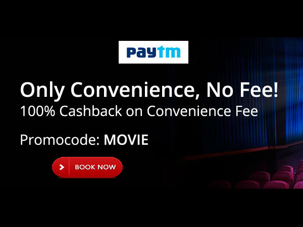 THE BIGGEST PAYTM CASHBACK SALE! Get 100% Cashback On Movie Tickets