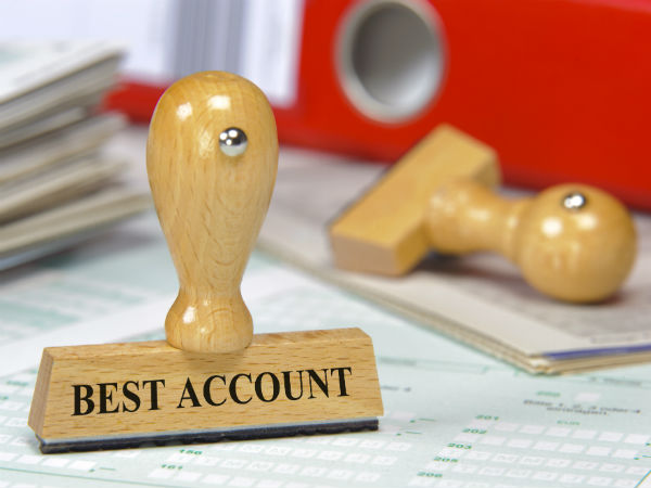 1) Separate Account for Different Financial Goals