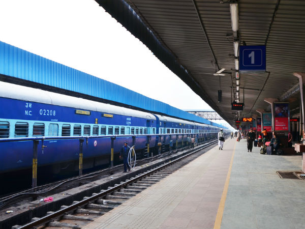 100% Punctuality Achieved By Indian Railways For The First Time Says Ministry