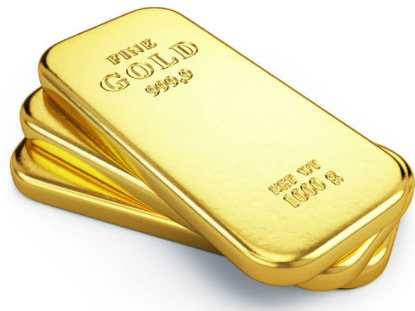 Gold Drops On Global Cues, Muted Demand