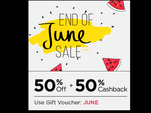 LENSKART END OF JUNE SALE! Get Upto 50% On Your Sunglasses, Contact Lens