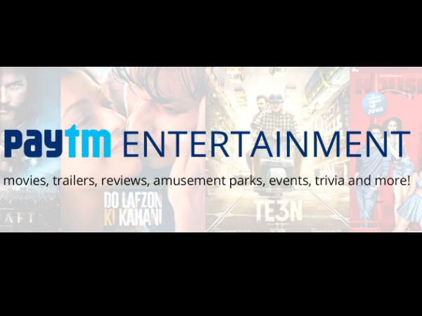 Ts Paytm Day Get 100 Cashback On Booking Movie Hurry Up