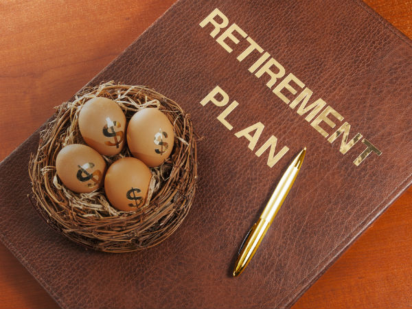 Invest in retirement plans