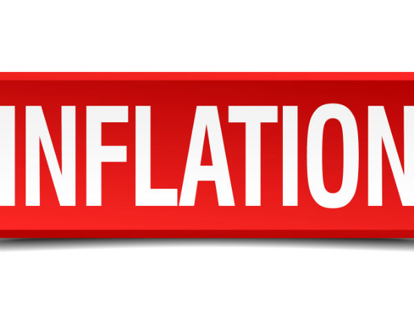 5) Worries over inflation