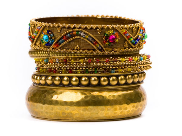 Buying gold jewellery as an investment