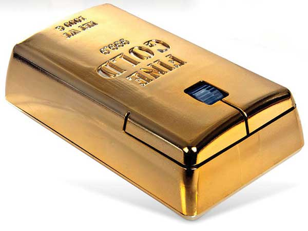 Gold Edges Marginally Higher In Trade
