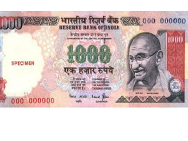 How And Where To Exchange Rs 500 and Rs 1000 Notes?