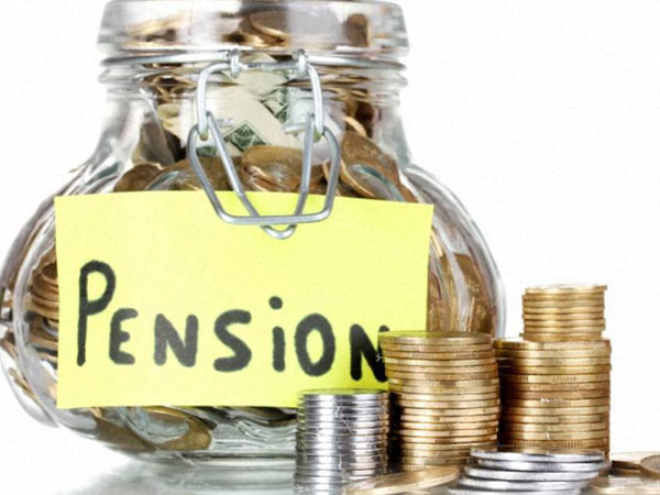 5. Pay pension order