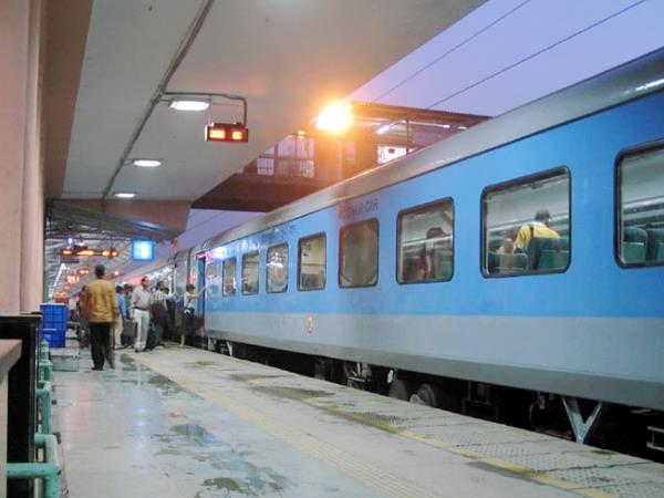 Now Book Your Train Tickets Faster With IRCTC Rail Connect
