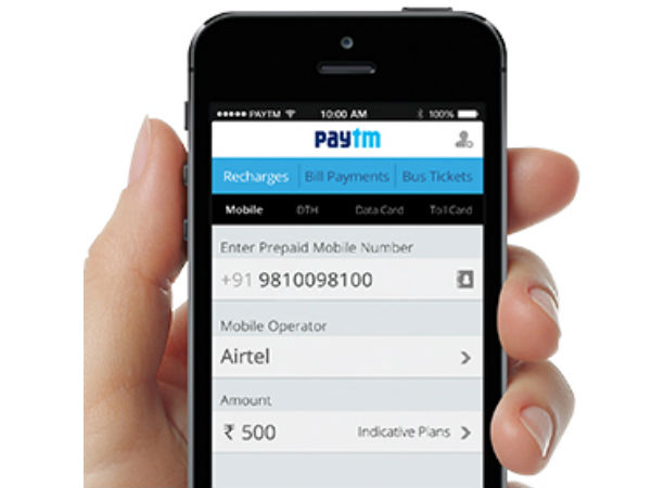Consumers Can Now Buy 'Digital Gold' Using Paytm