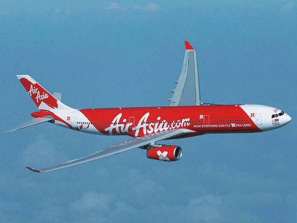 Fly In AirAsia For Promotional Base Rate of Rs. 99