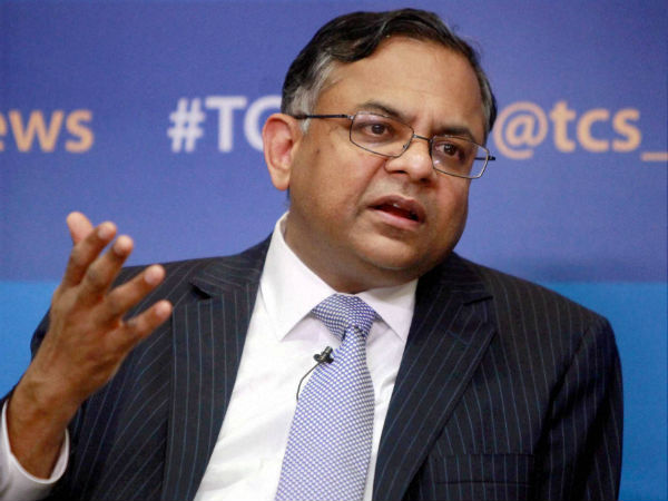 N Chandrasekaran To Be Appointed As New Chairman Of Tata Sons