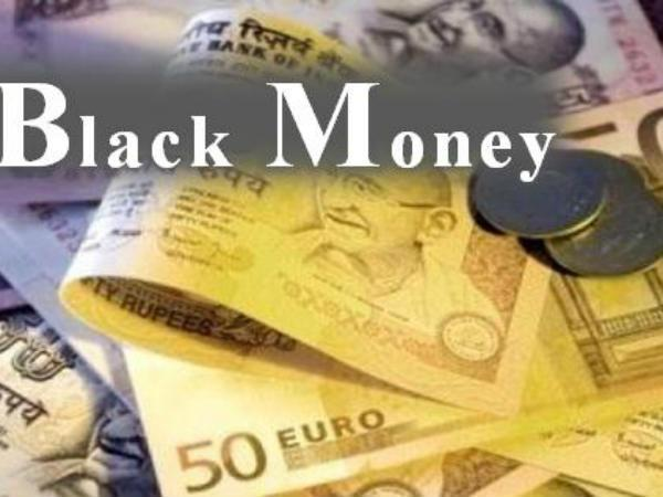 Treatment of black funds