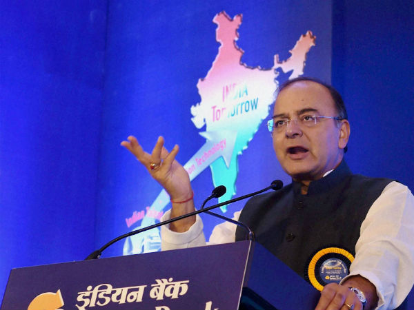 Govt Hasn't Waived Off A Paisa of Any Industrialist: FM