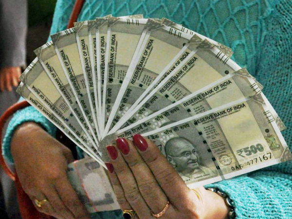 Demonetization: Unusual Cash Deposits Of Rs 1.7 Lakh Crore Detected