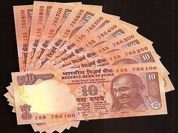Plastic Rs 10 Note Coming Soon