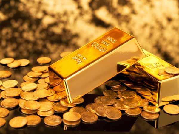 Gold Down on Robust US Dollar