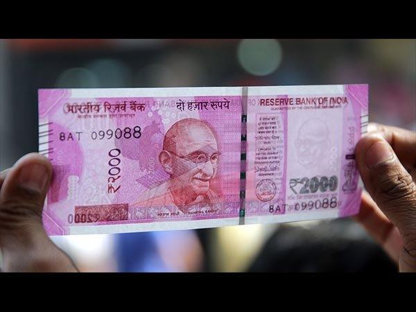 Notes In Circulation Drop To Rs 11.73 Lakh Crore, Post Demonetisation