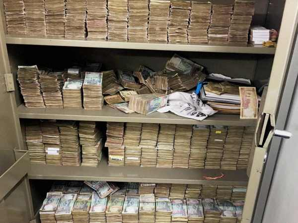 Blackmoney: I-T Prosecution Action Triples This Fiscal