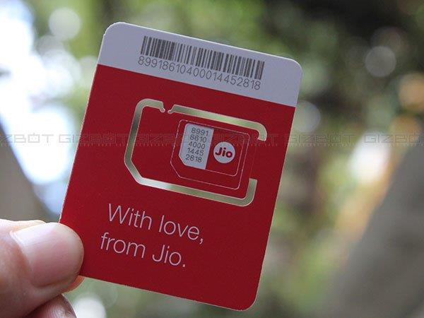 Expansion of Jio Service