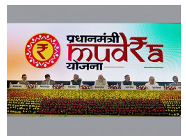 Banks Provide Rs 1.80 Lakh Crore Under Mudra Scheme