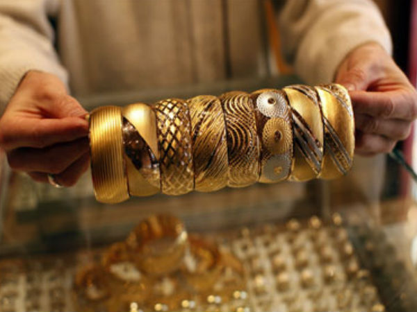 Gold Price Falls Rs 3,600 From Record High; First Weekly Decline Since June