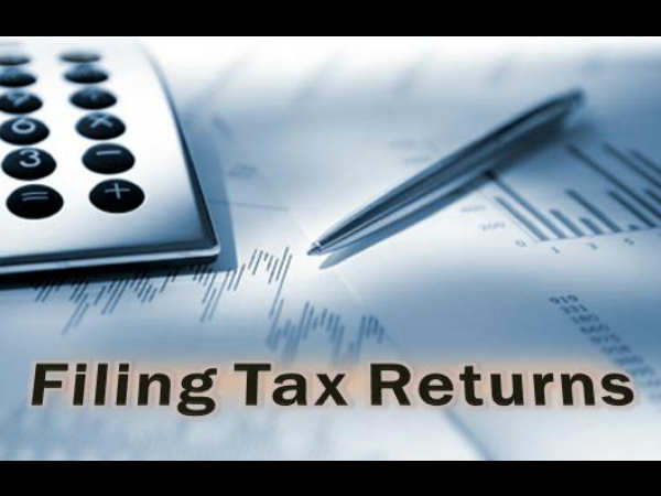Few Important Points For You To Note While Filing Tax Return