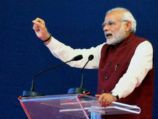 PM Announces Defense Corridor in Bundelkhand