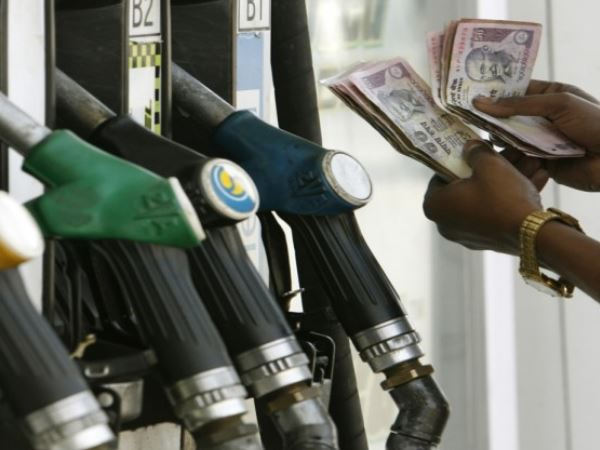 Fuel Prices Scales Up in 2020 in India
