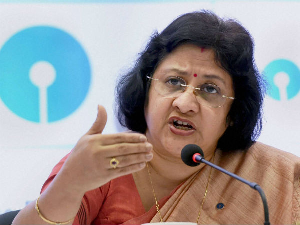 SBI shares slump