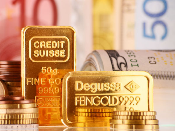Gold prices rally