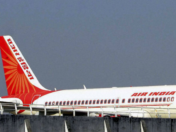 Air India's Net Loss For 2017-18 Less Than That Of 2016-17