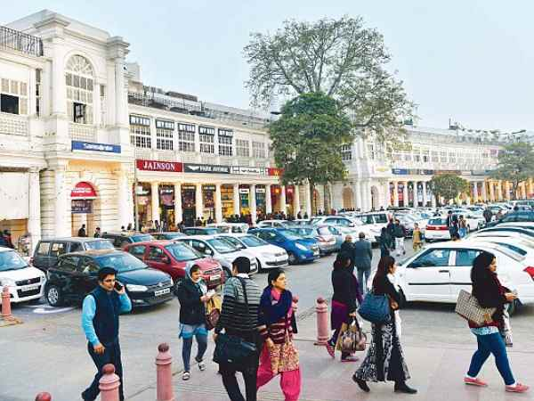 Connaught Place Is World's 10th Most Expensive Office Location