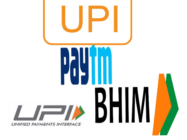 How Users And Merchants Can Enable BHIM UPI On Paytm?