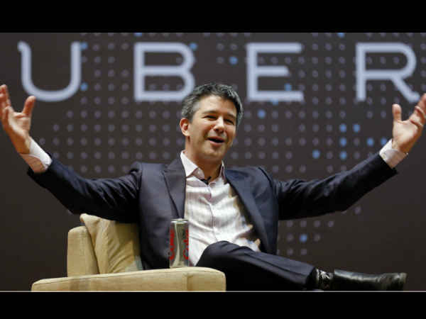 2. Uber becomes a target of scandals