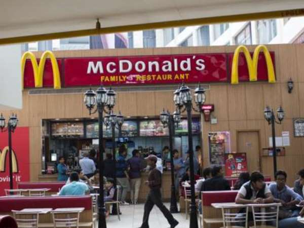 McDonald's, Honda, HUL Served With GST Anti-Profiteering Notices