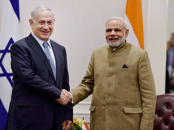 India and Israel Working On 5-Year Co-op Plan for Agri and Water