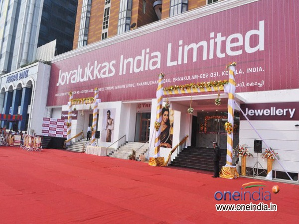 Income Tax Raid on Joyalukkas