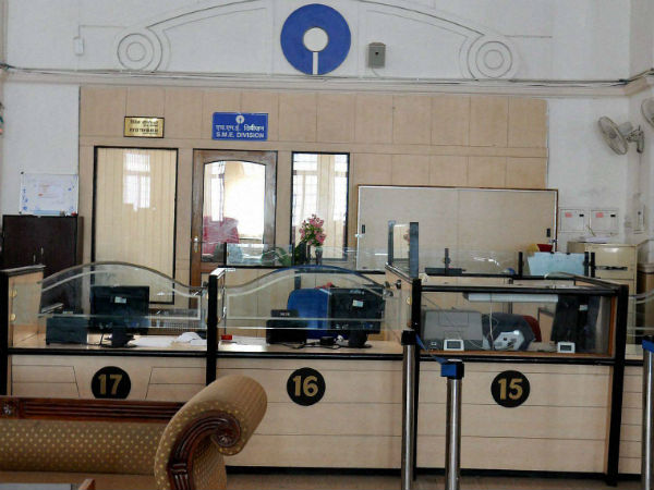 SBI Posts Quarterly Loss Of Rs 2,416 Crores