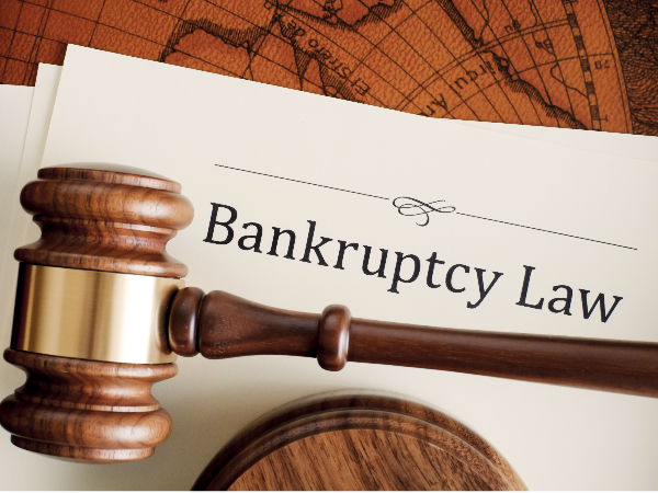 Procedure for Bankruptcy In India