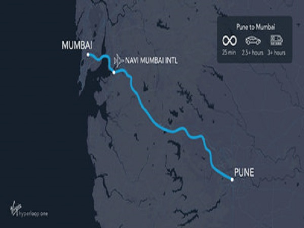 India's First Hyperloop Will Take You From Pune to Mumbai in 25 Mins