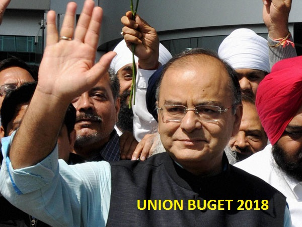 Union Budget 2018: FM to Present Union Budget Today