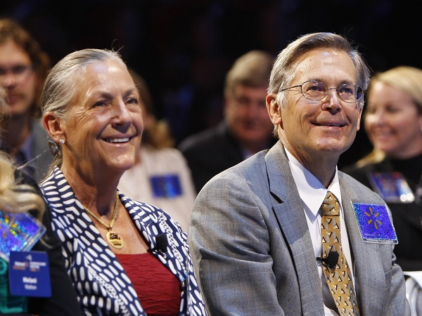 Richest woman in the world: Alice Walton