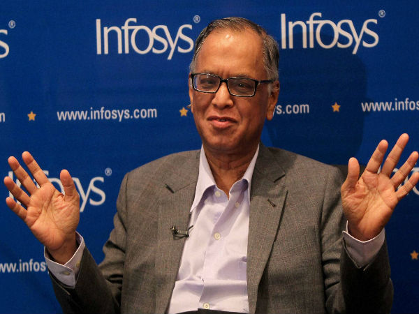 Rural India Welcomed Demonetization Move Says Infosys'  Narayana Murthy
