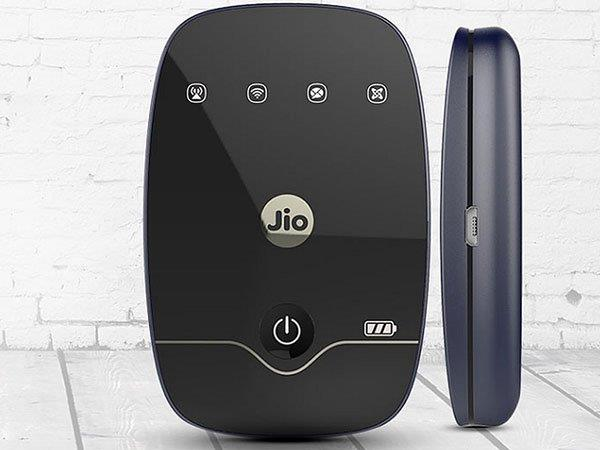 Free Data and Voucher Offer with JioFi