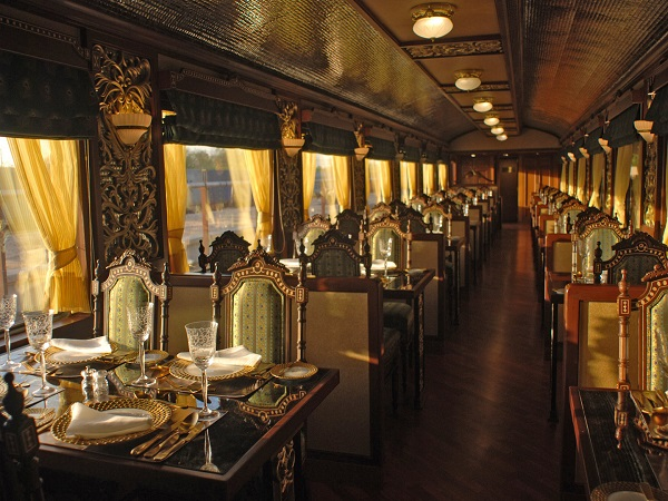 Luxury train tariff cut by 50%