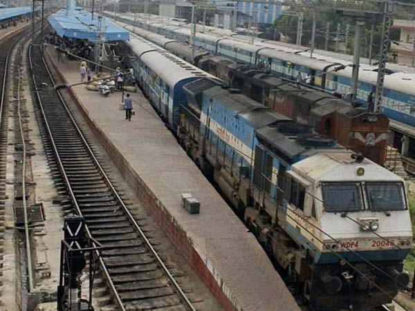 Makes history by converting diesel loco to electric