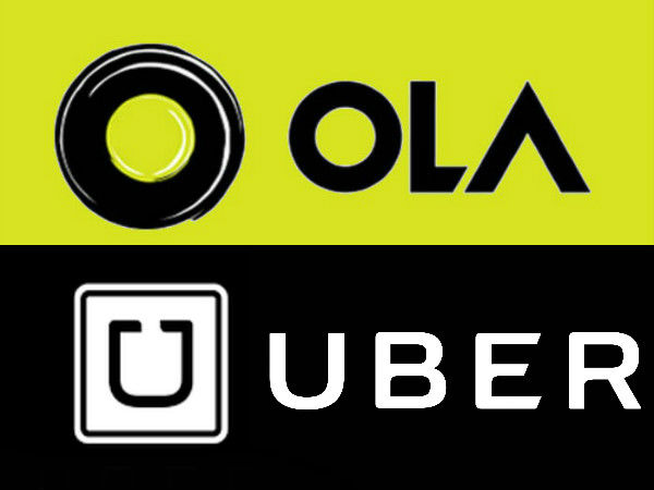 Ola, Uber Cab Aggregators To Merge