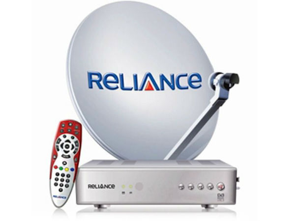 Now Book Your Reliance Big TV HD Set Up Box From Post Offices